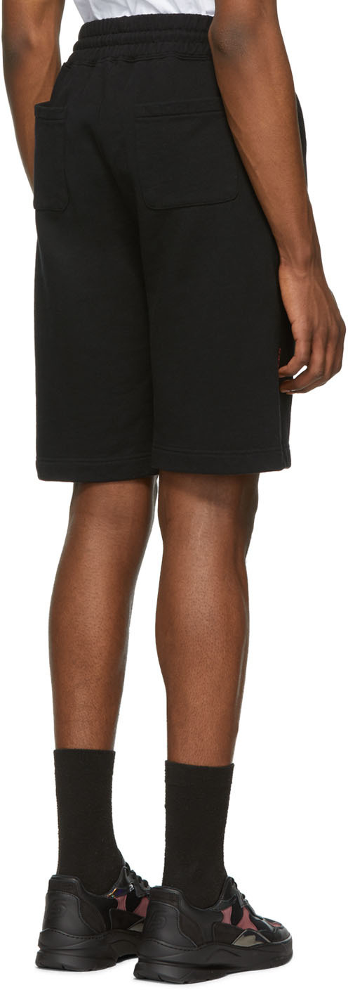 Filling Pieces Shorts Black 'Age' Shorts