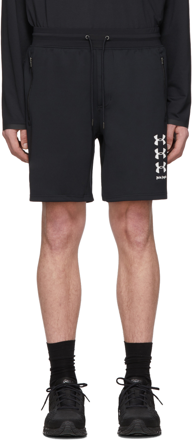 Palm Angels Shorts Black Under Armour Edition Shorts