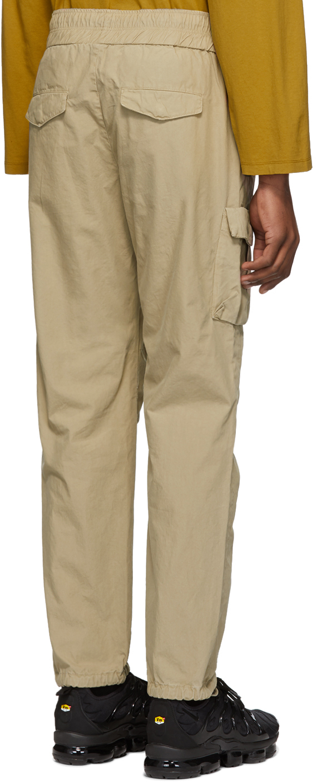 John Elliott Pants Beige Military Cargo Pants