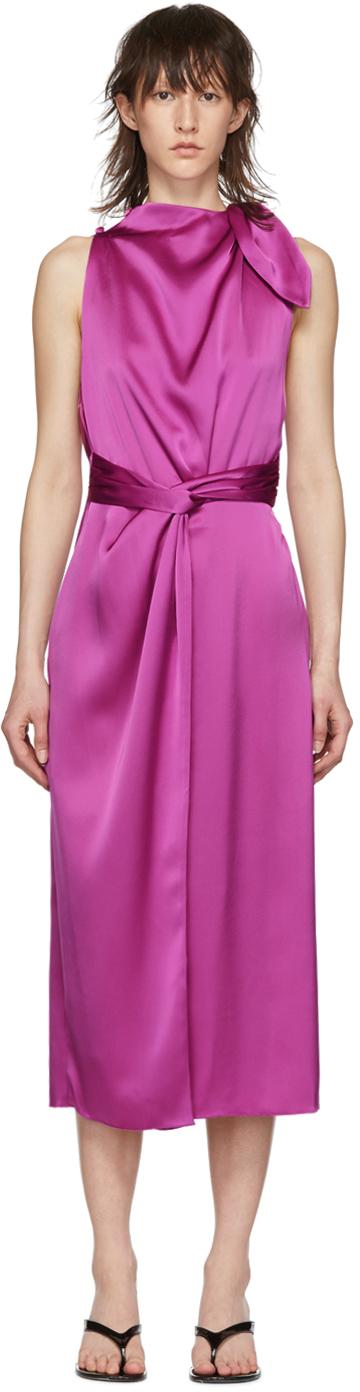 Nanushka Dresses Pink Kalila Slip Dress