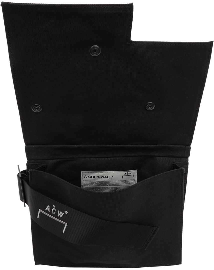 A-Cold-Wall* Accessories Black V3 Holster