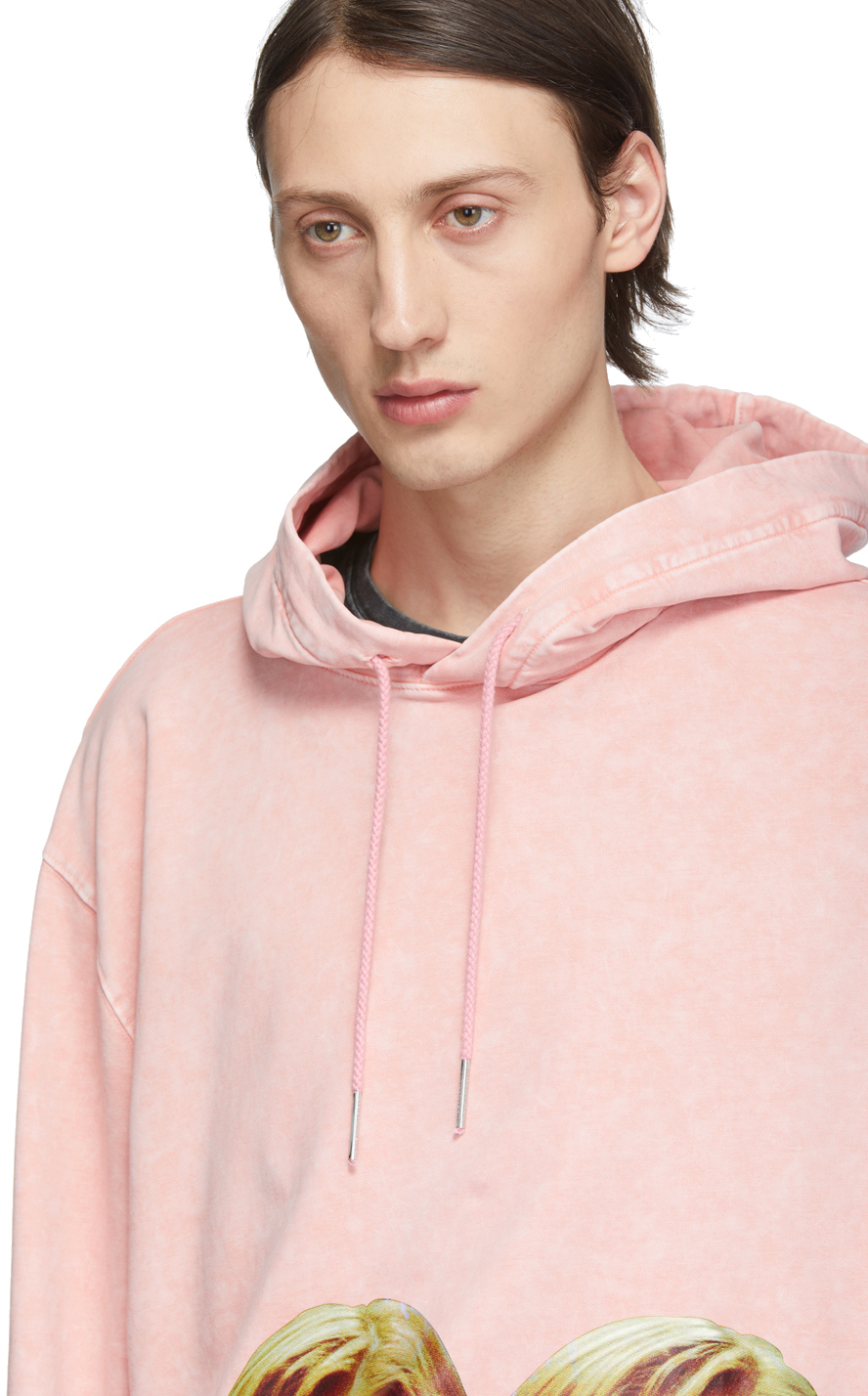 Rochambeau Accessories Pink Yves Scherer Edition Lohan Hoodie