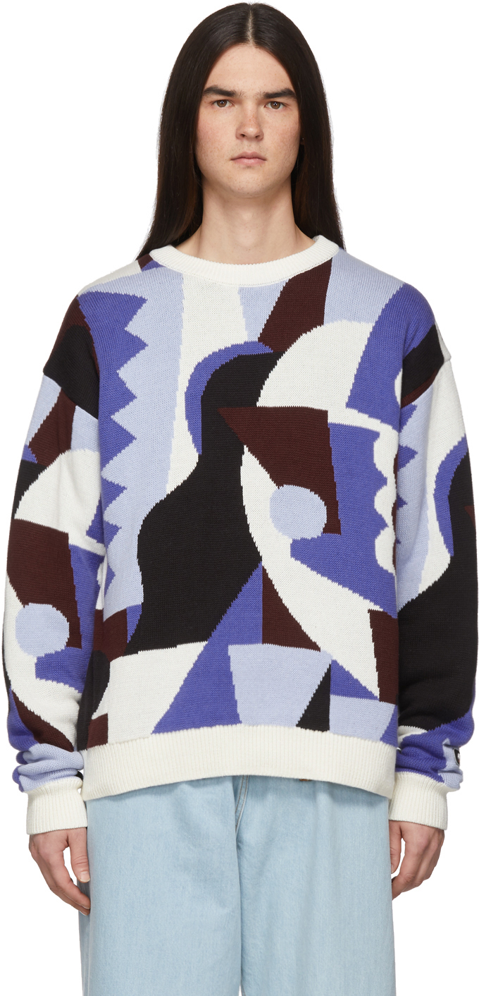 Napa By Martine Rose Sweaters Multicolor D-Ornon Sweater