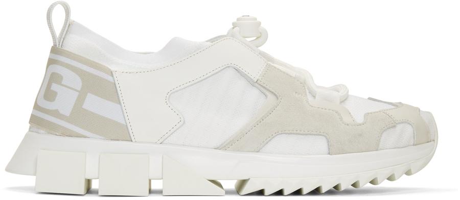 Dolce & Gabbana Sneakers White Sorrento Sneakers