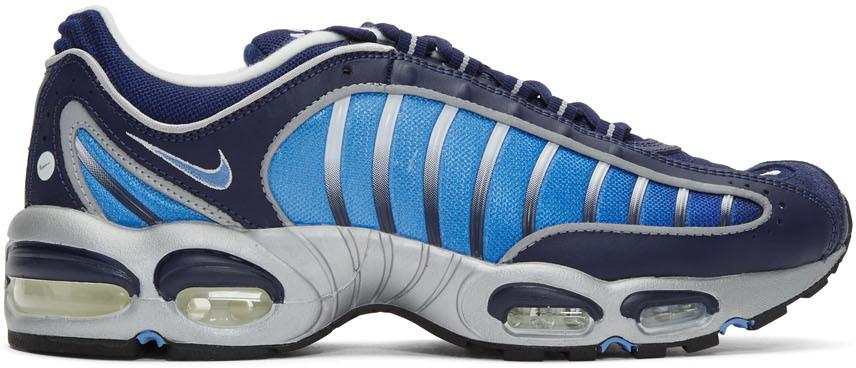 Nike Sneakers Blue Air Max Tailwind IV Sneakers