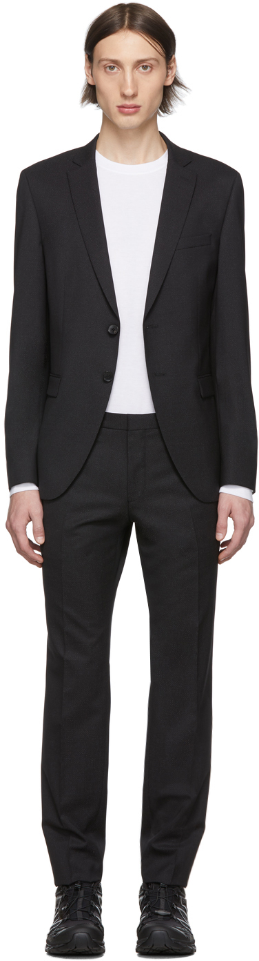 Boss Suits Black Raymond Kenten Suit