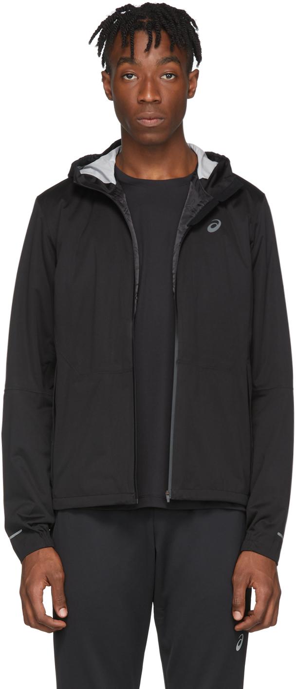 Asics Jackets Black Accelerate Winter Jacket