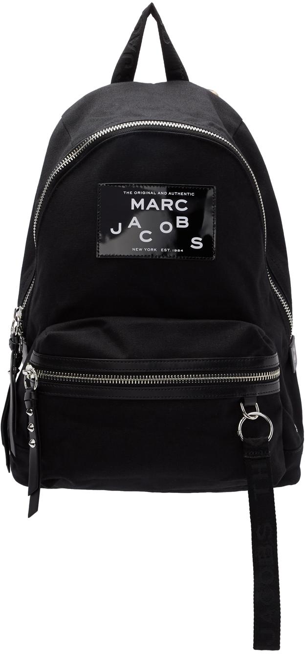 Marc Jacobs Backpacks Black 'The Rock' Backpack