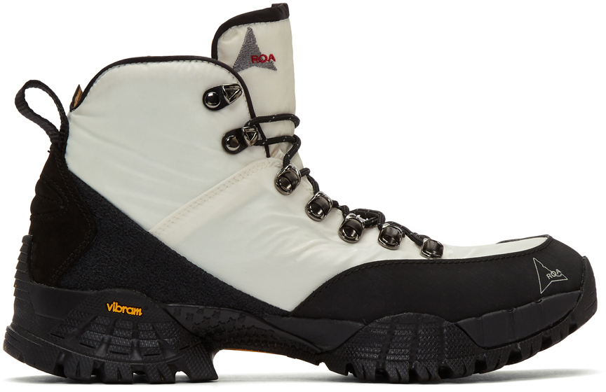 Roa Boots White Andreas Boots