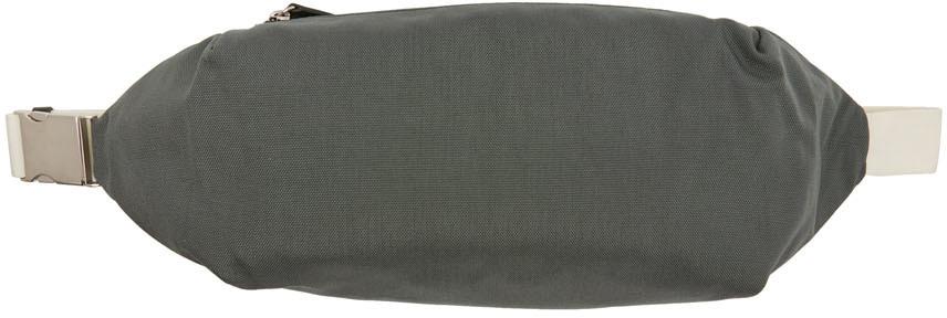 Jil Sander Belt-bags Green Simple Climb Belt Bag