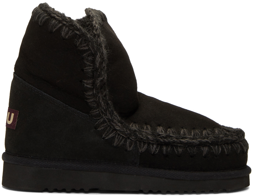Mou Boots Black 18 Ankle Boots