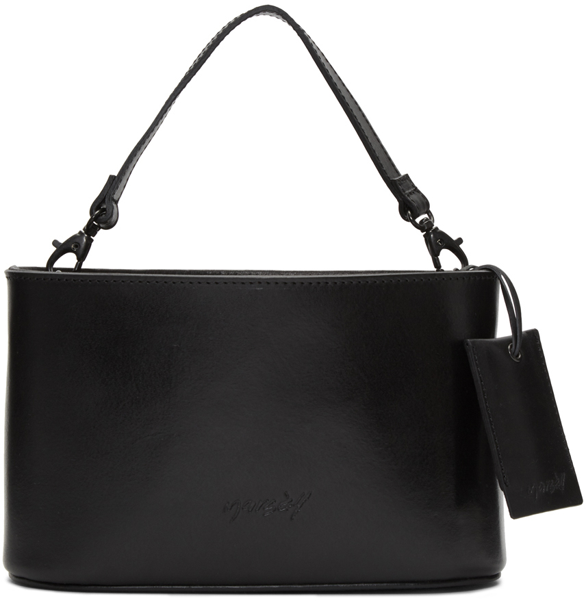 Marsèll Shoulder Black Mandorlina Bag