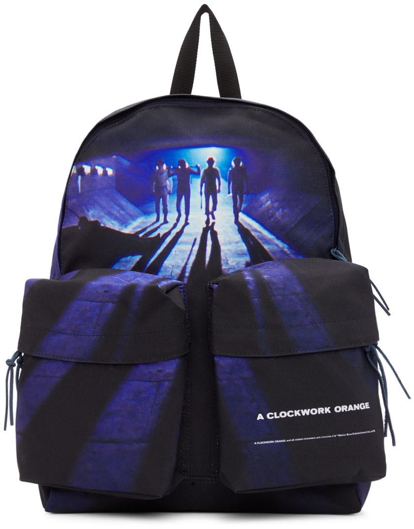Undercover Backpacks Navy 'A Clockwork Orange' Gang Backpack