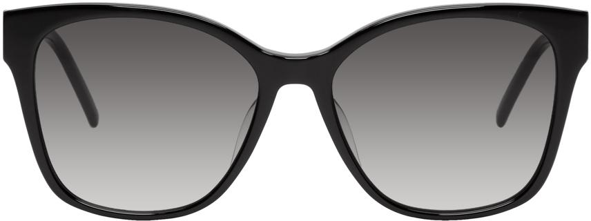 Saint Laurent Sunglasses Black SL M48 Sunglasses