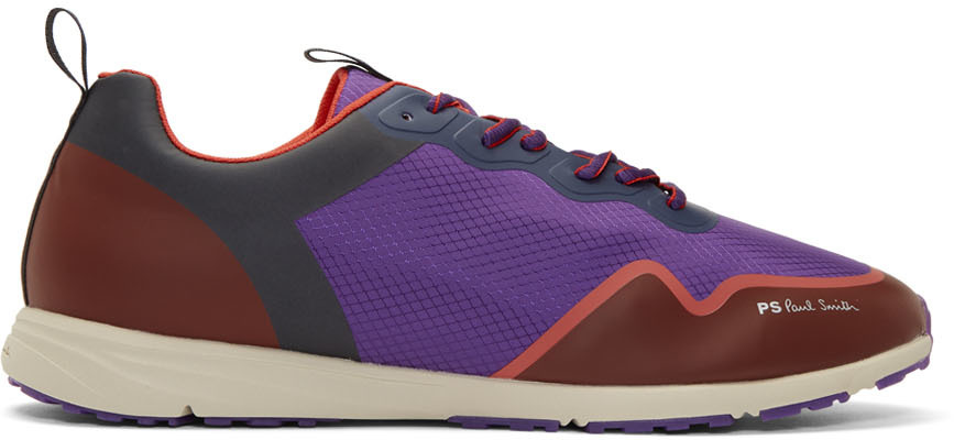 Ps By Paul Smith Sneakers Purple Saber Sneakers