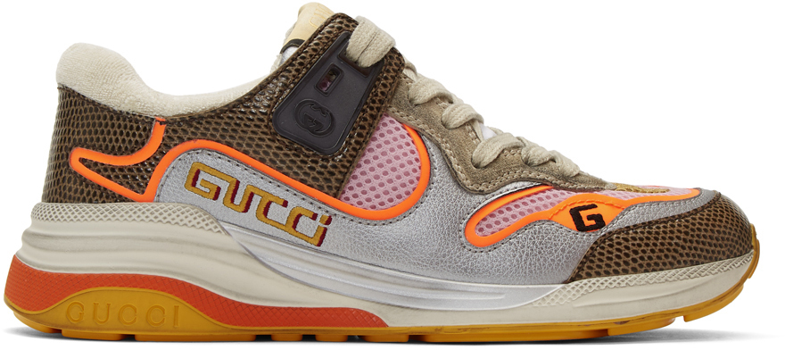 Gucci Sneakers Mutlicolor Ultrapace Sneakers