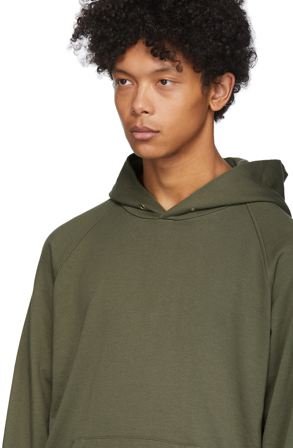 Visvim Accessories Green JV Hoodie
