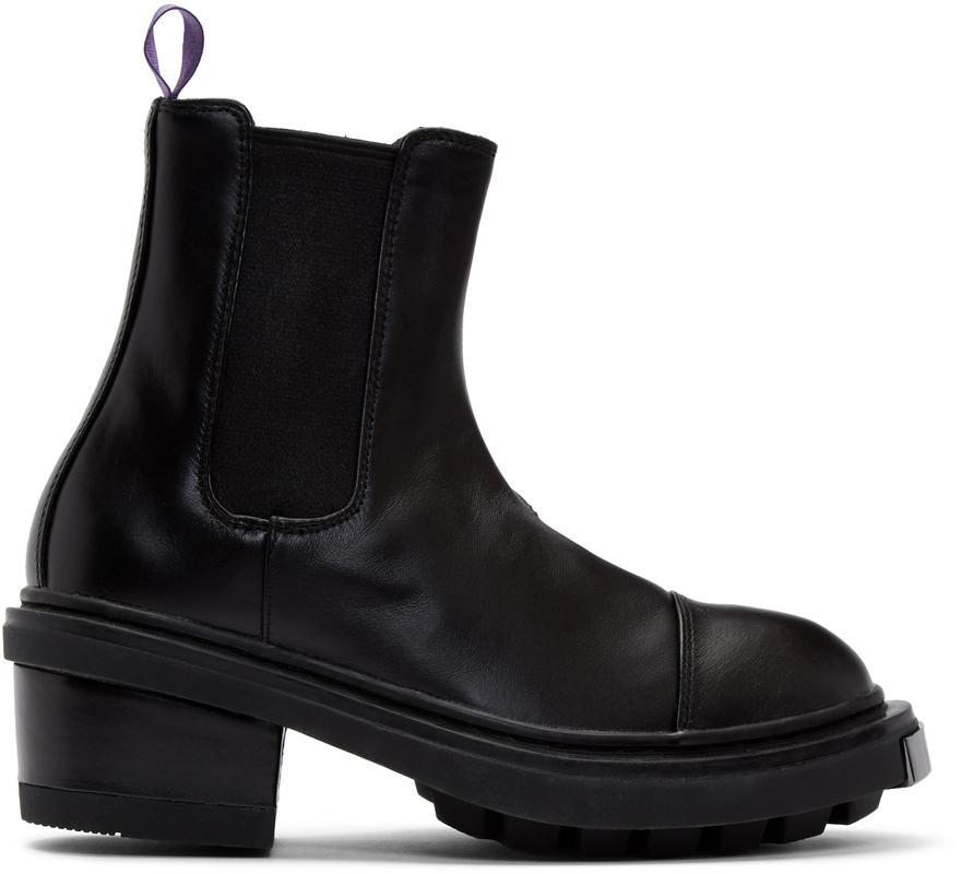 Eytys Boots Black Nikita Boots