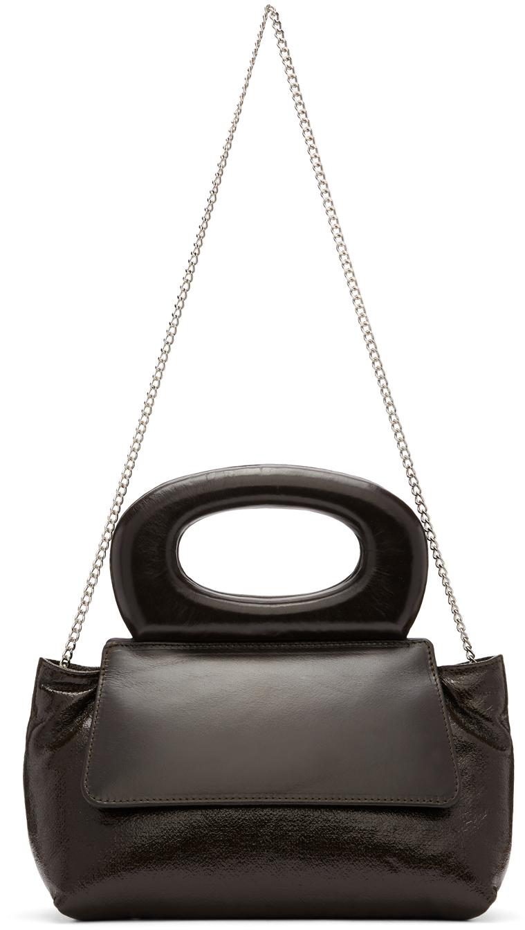 Lemaire Accessories Brown Mini Cabas Bag