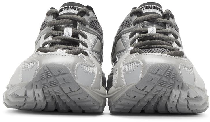 Vetements Sneakers White Reebok Edition Runner 200 Sneakers