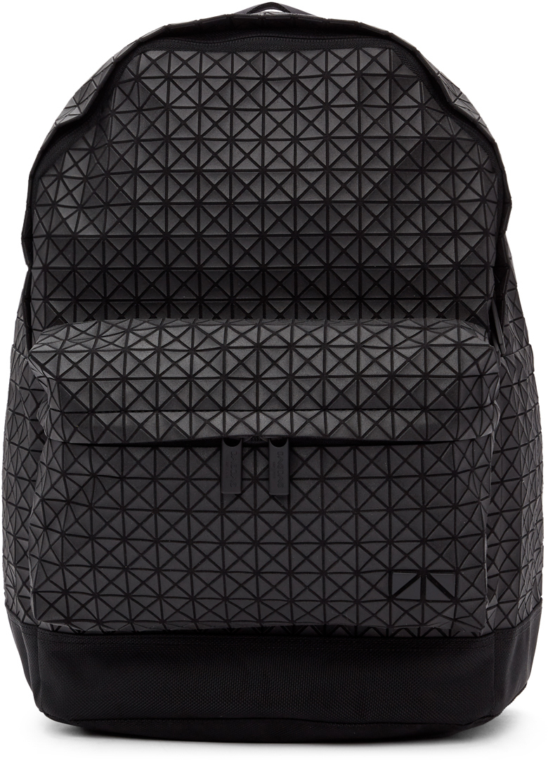 Bao Bao Issey Miyake Backpacks Black Crispy Backpack