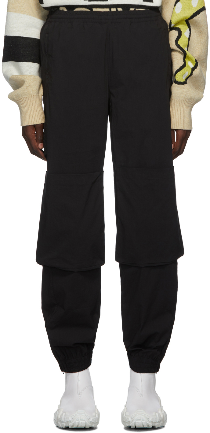 Perks And Mini Pants Black B.T.C. Space In Shell Lounge Pants