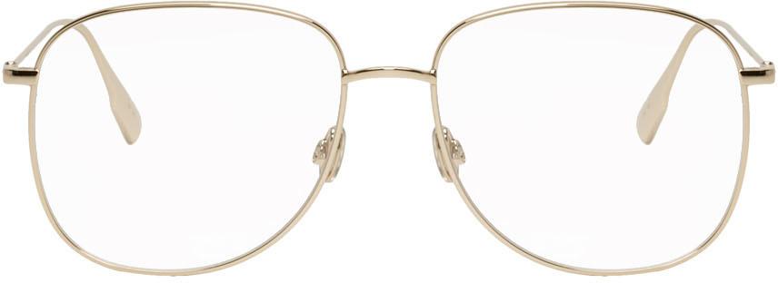 Dior Cases Gold DiorStellaire8 Glasses