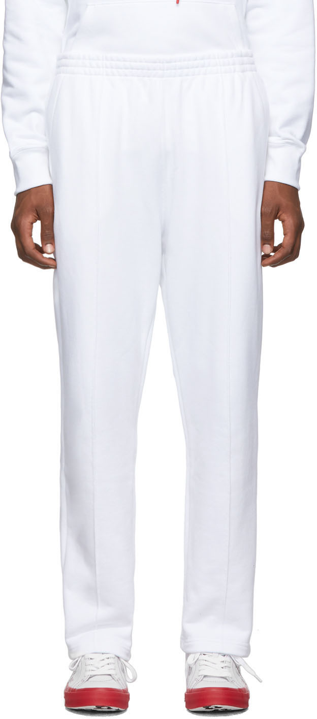 Converse Knits White Golf Le Fleur* Edition Terry Lounge Pants