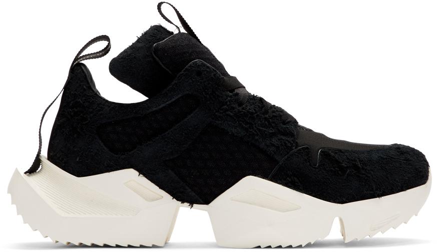 Unravel Sneakers Black Crust Low Sneakers
