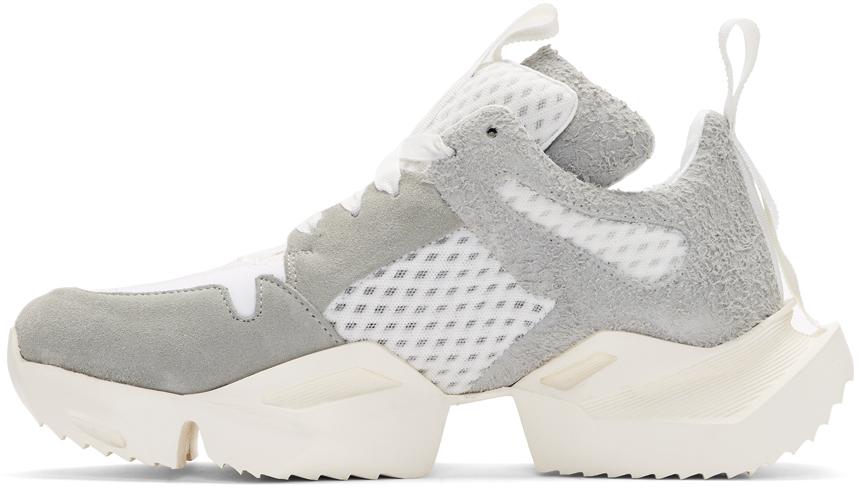 Unravel Sneakers White Crust Low Sneakers