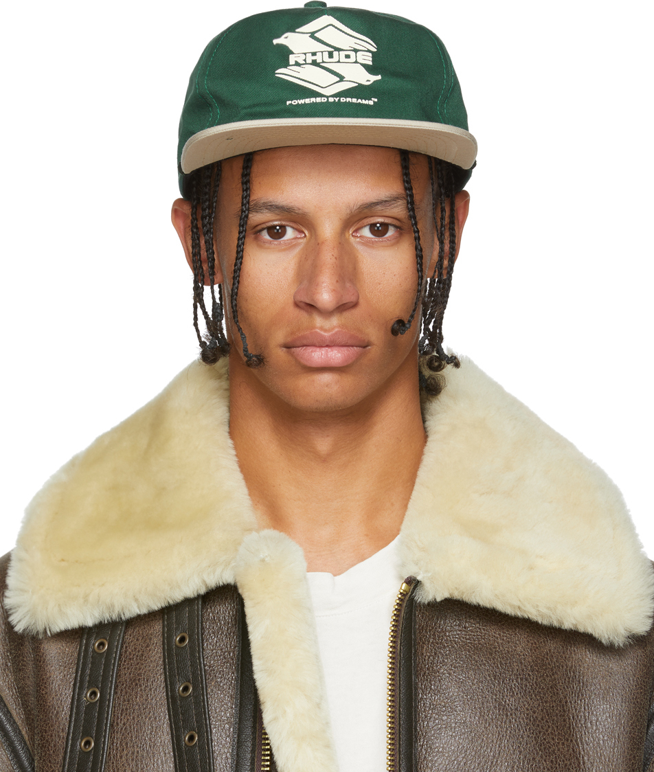 Rhude Flats Green Double Eagle Cap
