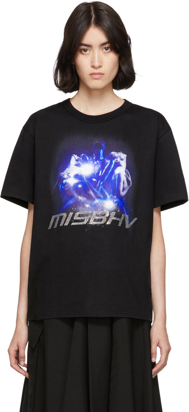 Misbhv T-shirts Black 2001 T-Shirt