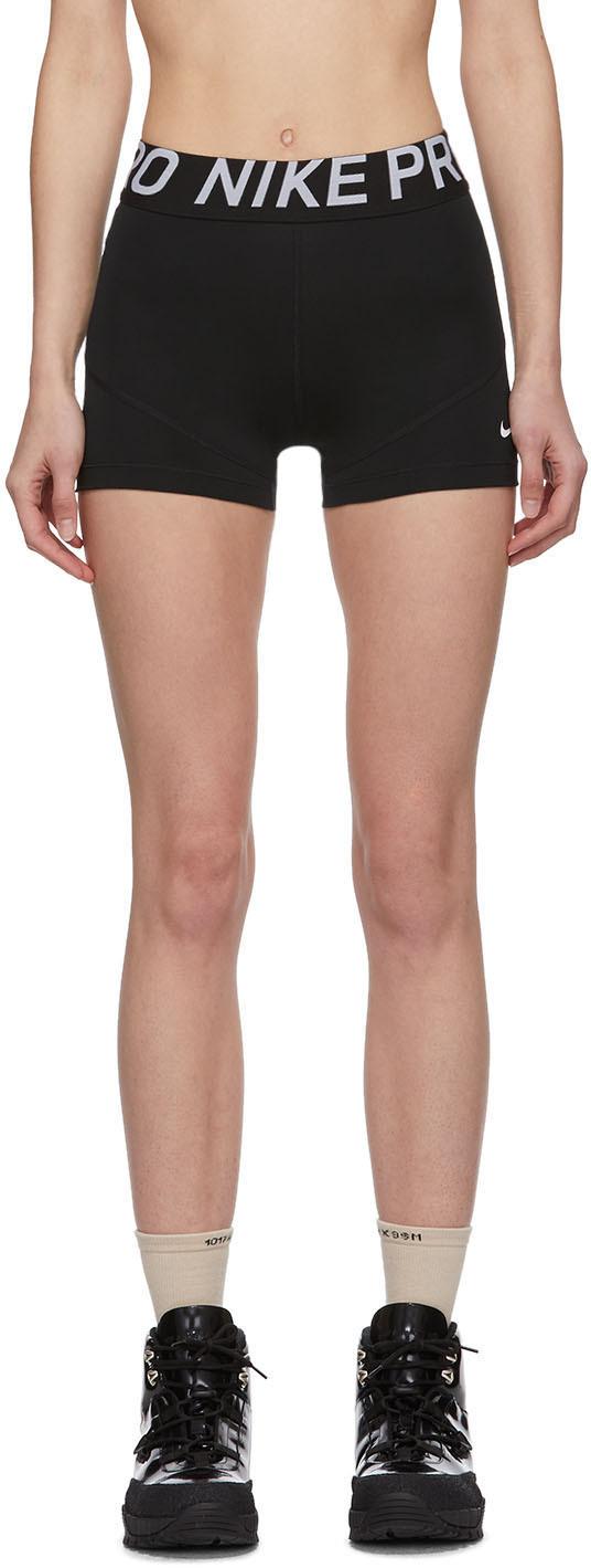 Nike Shorts Black Pro Shorts