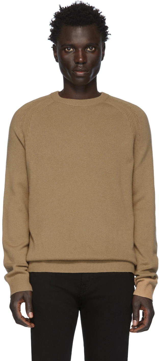 Boss Sweaters Beige Banilo Sweater