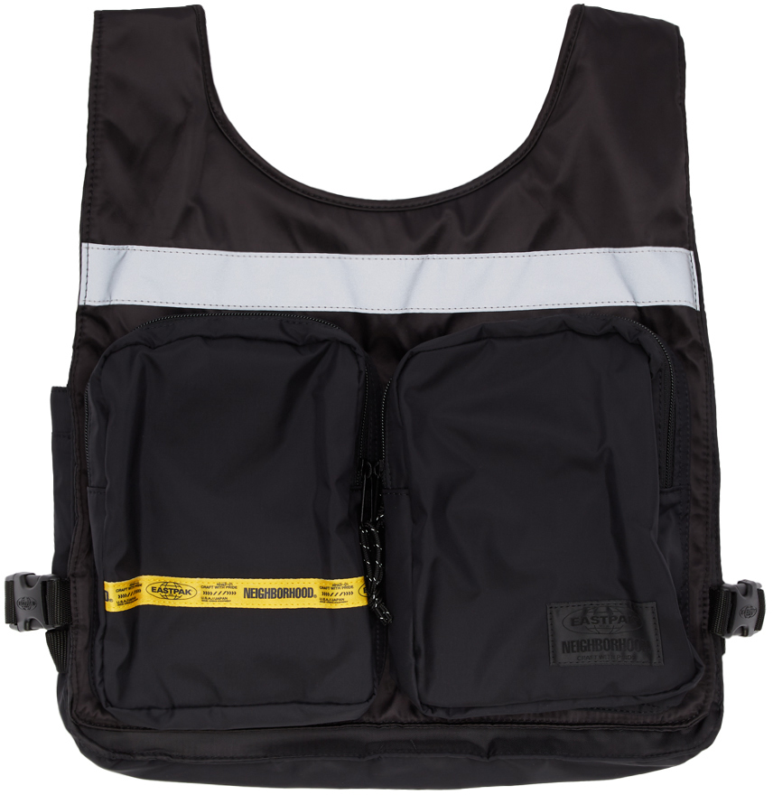Eastpak Backpacks Black Neighborhood Edition Vest Backpack