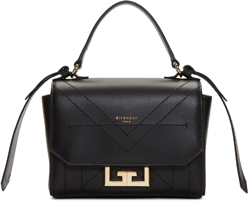 Givenchy Shoulder Black Mini Eden Bag
