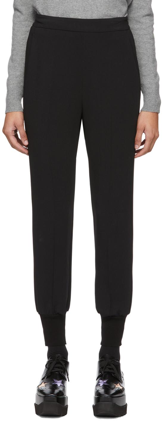 Stella Mccartney Pants Black Cady Julia Trousers