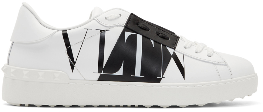 Valentino Sneakers White Valentino Garavani VLTN Star Low Top Sneakers