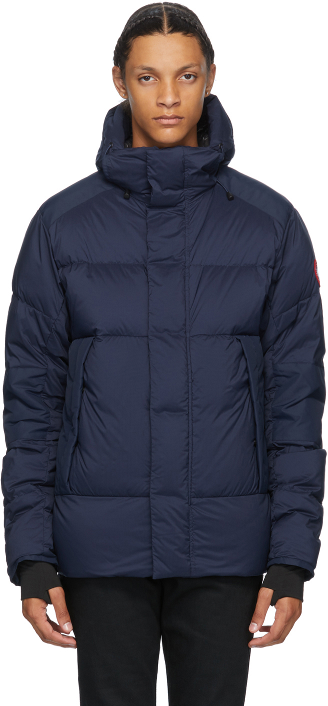 Canada Goose Navy Armstrong Hoody Jacket