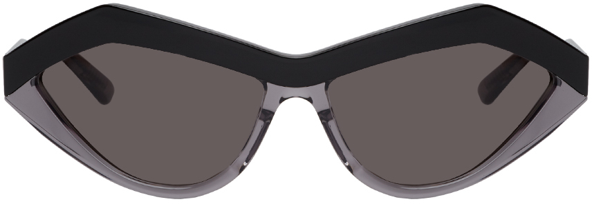 Bottega Veneta Black Original_07 Sunglasses