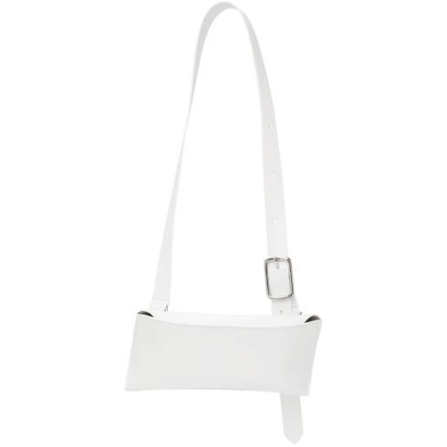Venczel White V8-S Shoulder Bag