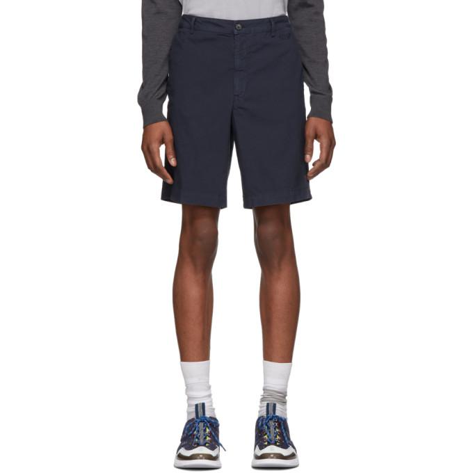 Kenzo Tailored Shorts In 77 - Midni