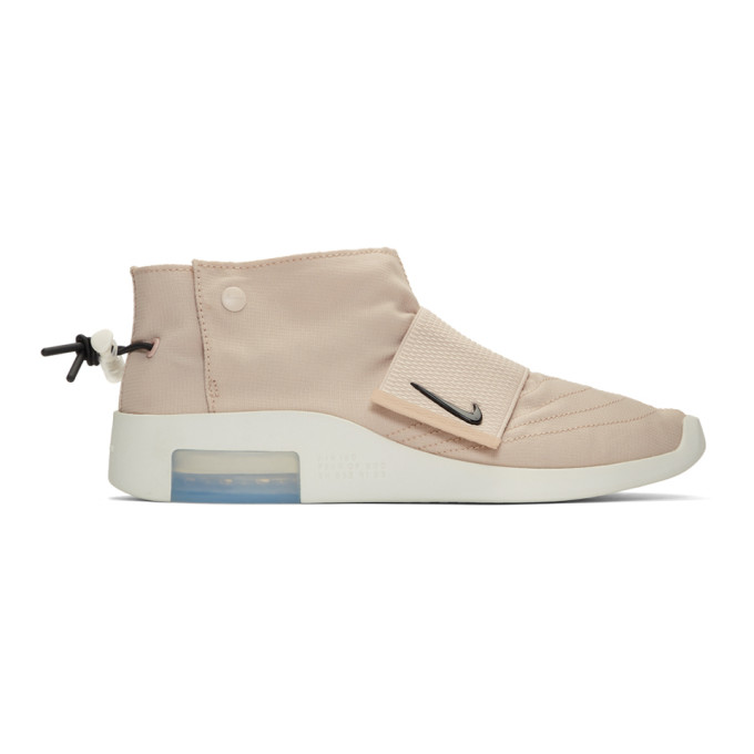 Nike Air X Fear Of God Men's Moccasin In 200 Beige