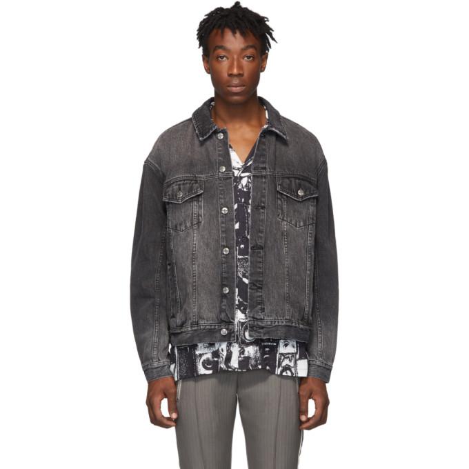 Ksubi Oh G Throwblack Jacket In Black