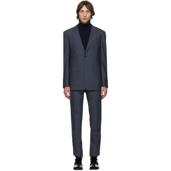 Maison Margiela Two-piece Suit In 469 Avio