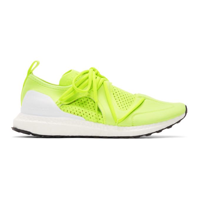 Adidas By Stella Mccartney Yellow Ultraboost T.s Sneakers