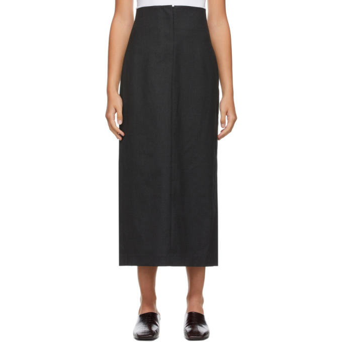 Low Classic LOW CLASSIC GREY H-LINE SKIRT