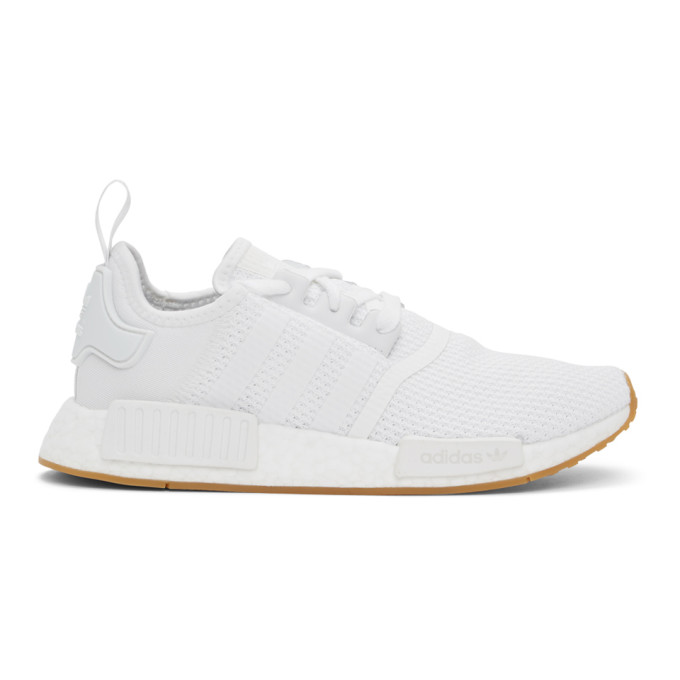 Adidas Originals Originals Nmd R1 Sneaker In Wht/cry