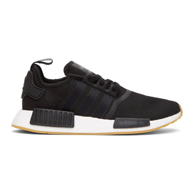Adidas Originals Adidas Nmd R1 Boost Sneakers In Blk/wht