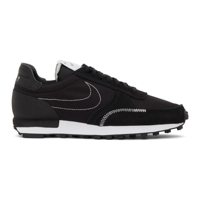 Nike Men's Dbreak-type Casual Sneakers From Finish Line In 002 Blk/wht
